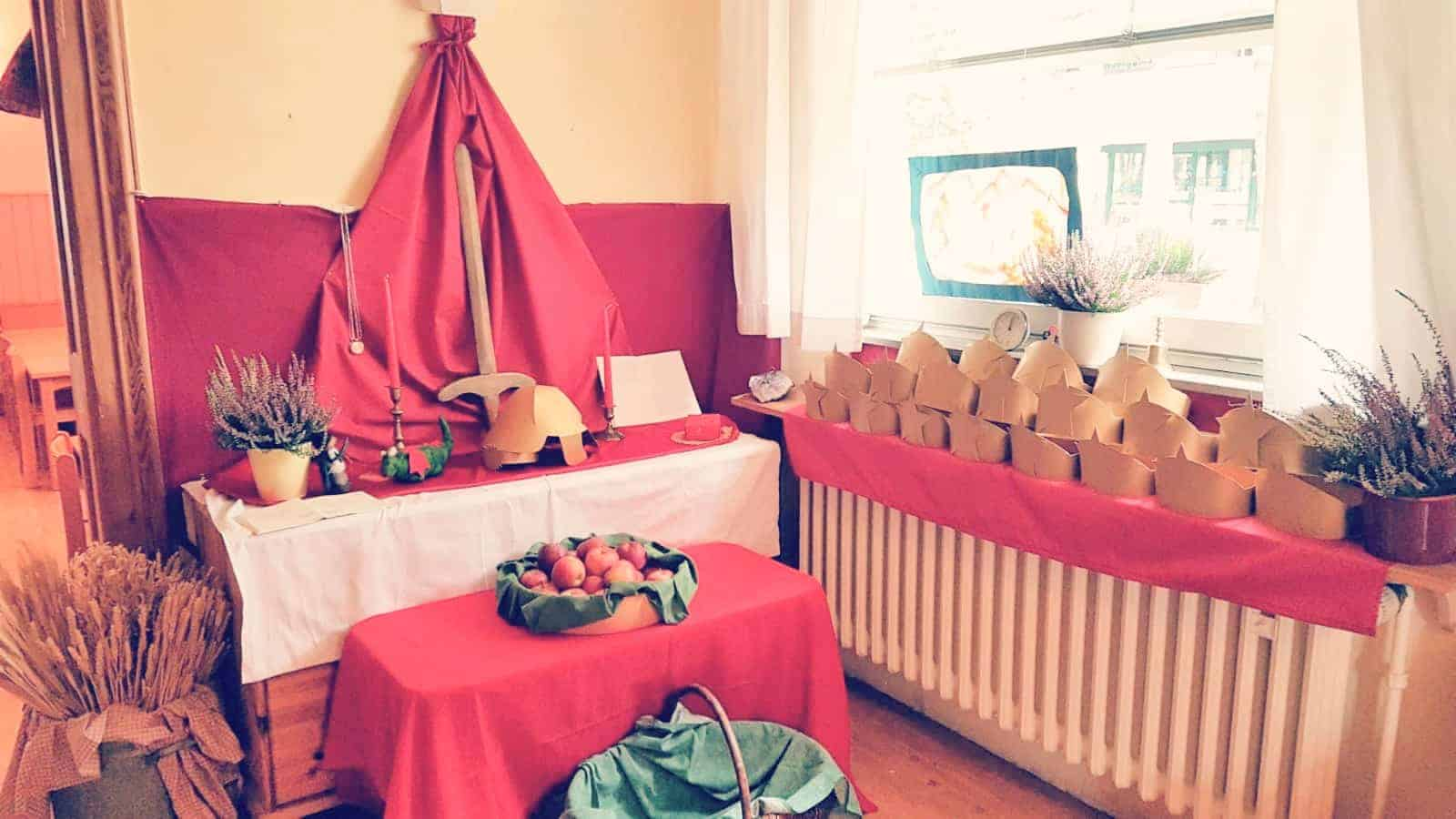 Jahreszeitliches und Schönes – Waldorfkindergarten Leonberg